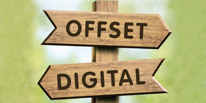 تفاوت چاپ افست و چاپ دیجیتال: انتخاب روش درست